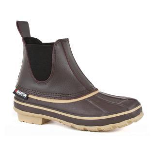 baffin men s bobcat slip on rubber duck boots fashion fierce